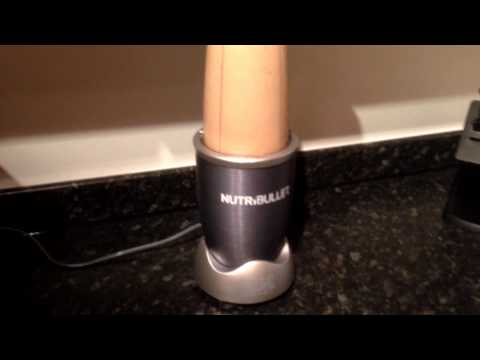 NutriBullet Review - Part 3, Does it Actually Perform? [trendingreview]