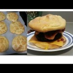 """How to make FLAVORFUL Oopsie Rolls (Low Carb/Gluten Free """"Bread"""")"""