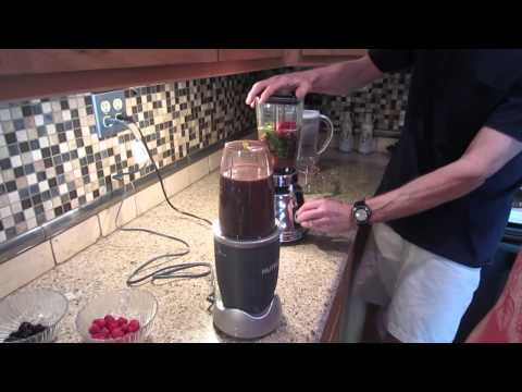 Nutribullet!!! (review / demo) vlog