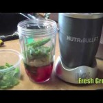 HOW TO: HEALTHY GREEN SMOOTHIE