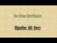 Digestive Aid Berry – The Urban Nutritionist Smoothies