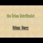 Urban Berry – The Urban Nutritionist Smoothies