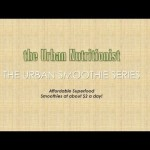 Intro/FAQs to Urban Smoothies – The Urban Nutritionist