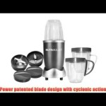 Nutri Bullet NBR-12 12-Piece Hi-Speed Blender/Mixer System Slideshow