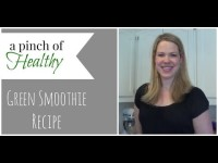 Green Smoothie Recipe Weight Watchers Friendly