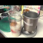 Peanut Butter Apple Explosion (Nutribullet Recipes!!!)